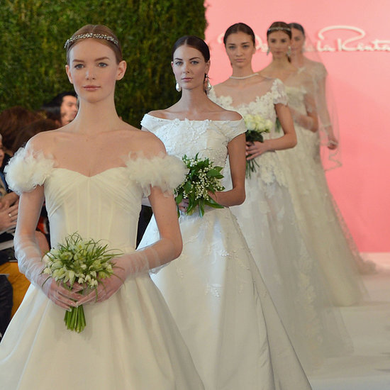 Oscar de la Renta Bridal Spring 2015 | Pictures