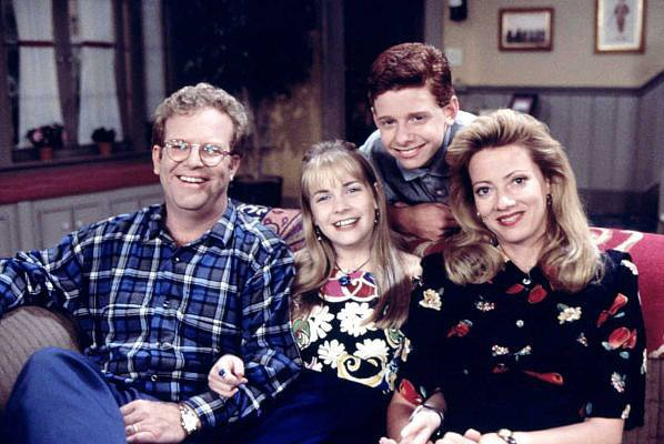 "Where you recognize him from: O'Connor played Marshall Darling on Nickelodeon's Clarissa Explains It All. As the hippie-turned-architect father of the family, you'll recall Marshall always calls Clarissa ""sport"" and never really manages to offer her good advice.    Source: Nickelodeon"