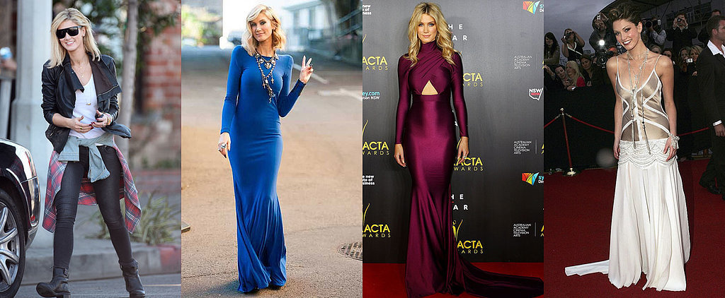 Wardrobe Watch: Delta Goodrem