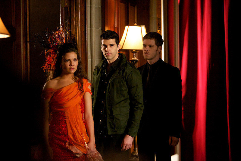 This Week's The Originals — as Explained by Dawson's Creek GIFs