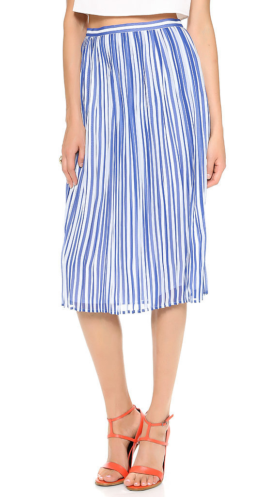 Joie Striped Skirt