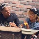 Beyonce and Jay Z Brunch in LA After Coachella