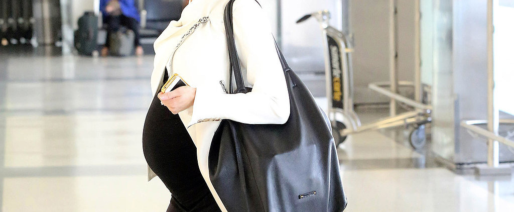 Would You Wear This to the Airport While Pregnant?