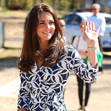 Kate Middleton und Prinz William in Australien
