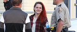Kristen Stewart Gets Into Slacker Mode