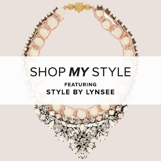 Style by Lynsee Channels Her Softer Side With Cream and Pink Hues