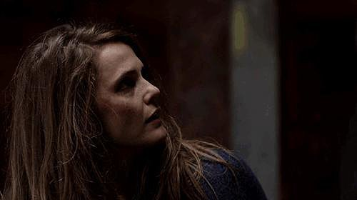 In a complete 180, Keri Russell plays a Russian spy on The Americans. The series has received wide acclaim and just got renewed for a third season.