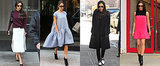 From Spice Girl to Style Icon: Victoria Beckham's Fashionable Evolution