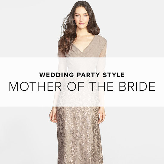 Elegant Dresses For the Mother of the Bride