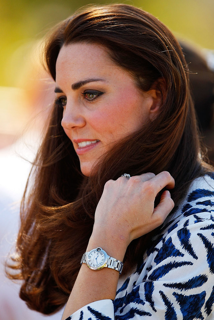 Kate Middleton in Australia