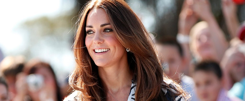Kate Middleton's Blowout Takes a Trip Through the Great Outdoors