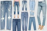 12 Easy Pairs of Relaxed Denim for Spring