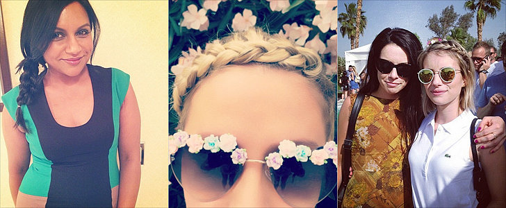 See the Braided Beauties Heating Up Our Instagram Feed