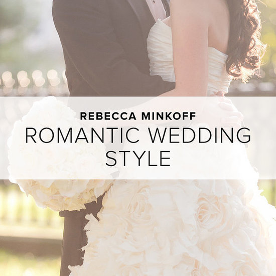 Romantic Wedding Style by Rebecca Minkoff