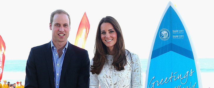 And Now We Know What Kate Middleton Wears to the Beach