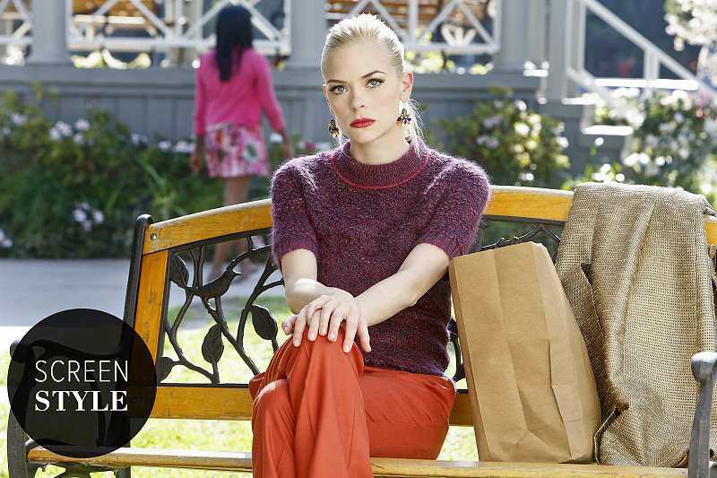You Can Still Score Jaime King's Jeweled J.Crew Earrings