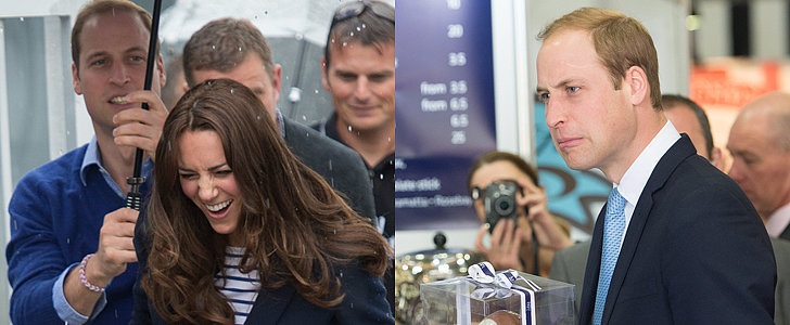 Will and Kate Keep Their Cool During Awkward Royal Tour Moments