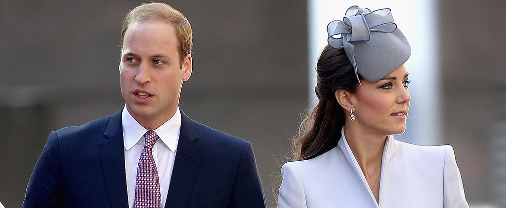 William and Kate Celebrate Easter Sunday!