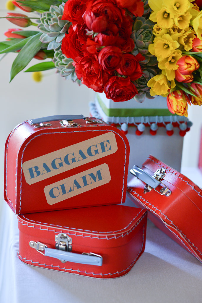 Chic Little Luggage
