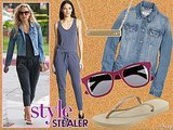 Style Stealer: Kate Hudson's Insanely Comfy-Looking Jersey Jumpsuit