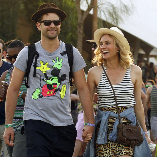 Celebrities at Coachella Weekend Two 2014 | Pictures