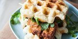 Waffle Sandwiches So Good They'll Change Your Perspective On Life