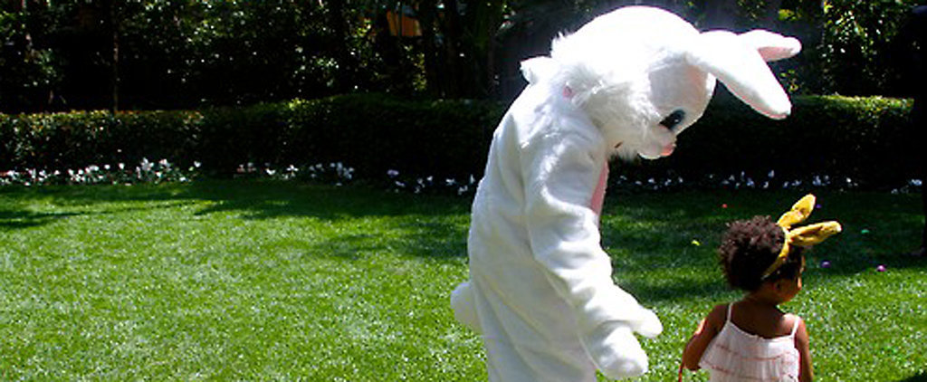 Inside Beyoncé, Jay Z, and Blue's Sweet Easter Sunday