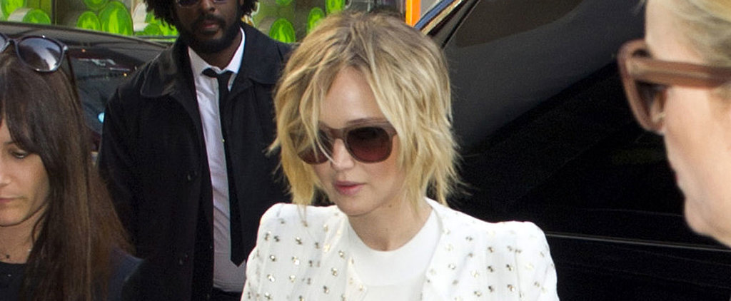 Jennifer Lawrence Has New Hair and We Like it!