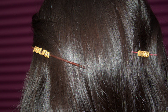 hair pins #jfashionBlog