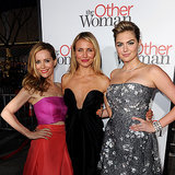 Cameron Diaz and Kate Upton The Other Woman Red Carpet Style