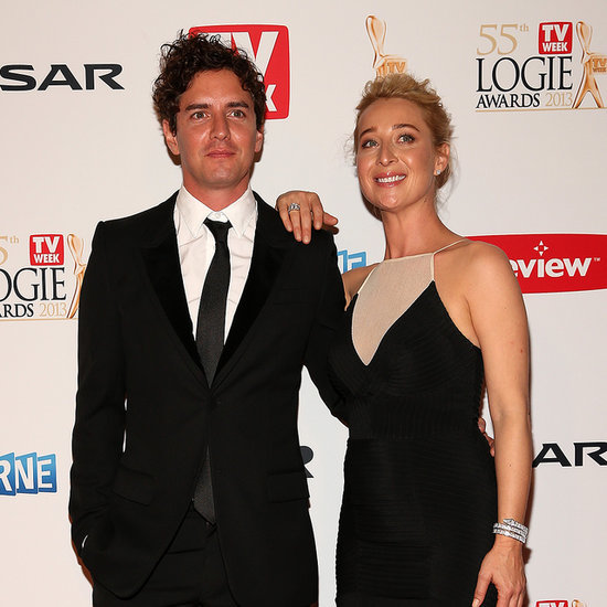 Asher Keddie Marries Vincent Fantauzzo