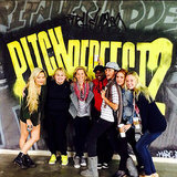 First Pitch Perfect 2 Set Picture