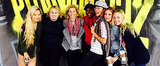 Here's the First Picture From the Set of Pitch Perfect 2!