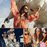 Stars Share Their Behind-the-Scenes Coachella Snaps