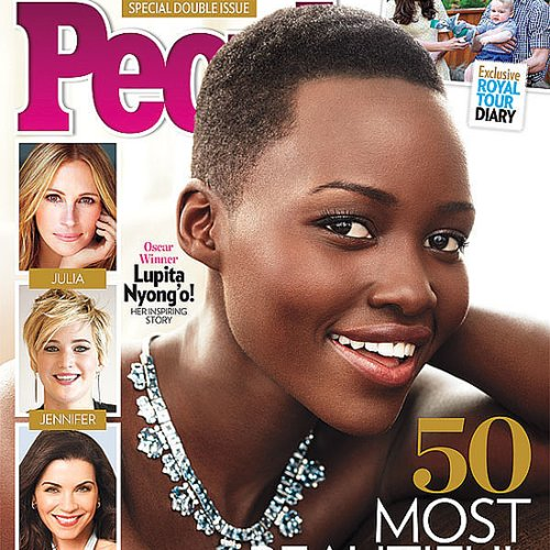 Lupita Nyong'o Beauty Inspiration