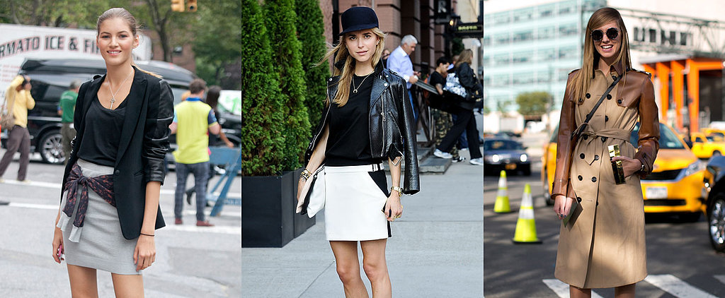 12 Outfits to Save For a Rainy Day