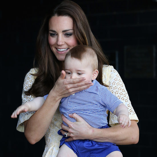 Even Kate Middleton Has Real Mom Moments