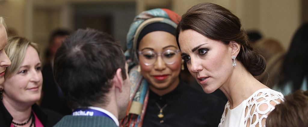 Wait Until You See the Back of Kate Middleton's Updo