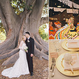 Irene and Emmanuel's Mexican-Inspired Big Day