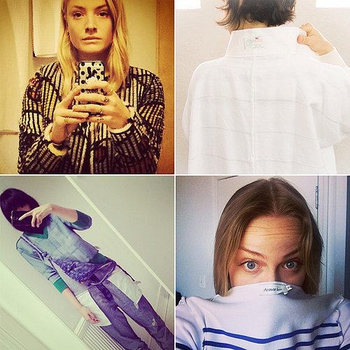 Fashion Revolution Day Inside Out Instagram Campaign