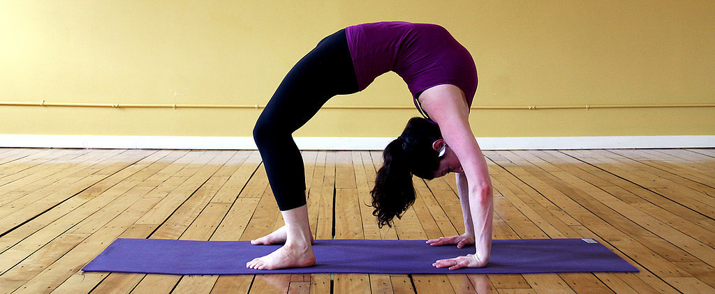 What Your Butt (and the Rest of Your Body) Shouldn't Be Doing in Wheel Pose