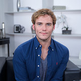 Sam Claflin Mockingjay and The Quiet Ones Interview (Video)