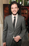 Kit looked extra smiley at the AFI Awards luncheon in January.