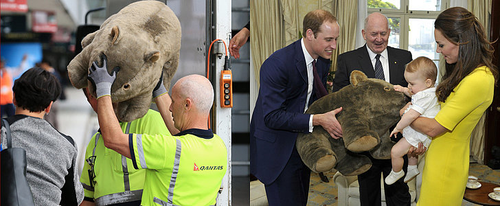 So What Happens to All of Prince George's Presents?