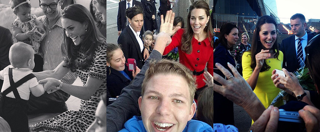 Go Behind the Scenes of Will and Kate's Royal Tour