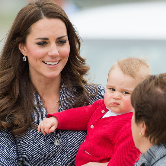 All the Times Prince George Was Unimpressed