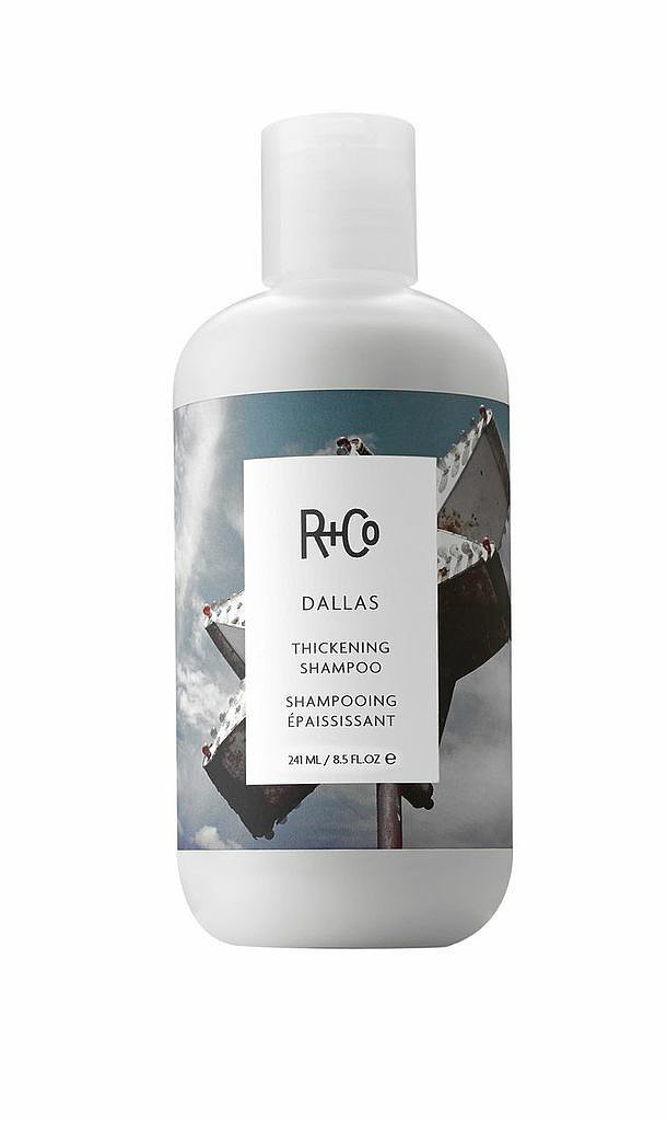 R+Co Dallas Thickening Shampoo ($28)