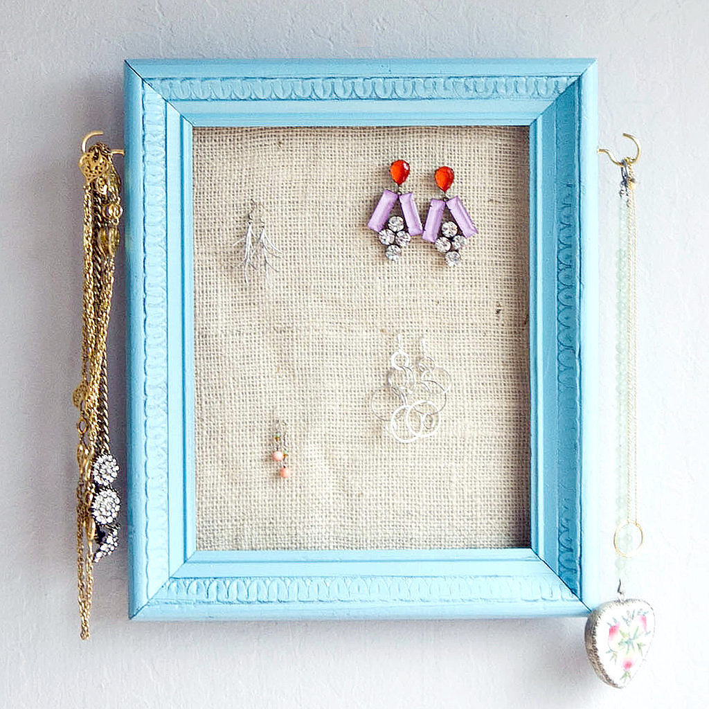 Photo Frame Jewelry Organizer