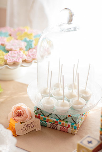 Cake Pops and Risers