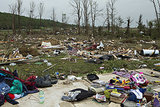 Shocking Photos of the Tornadoes' Devastating Aftermath